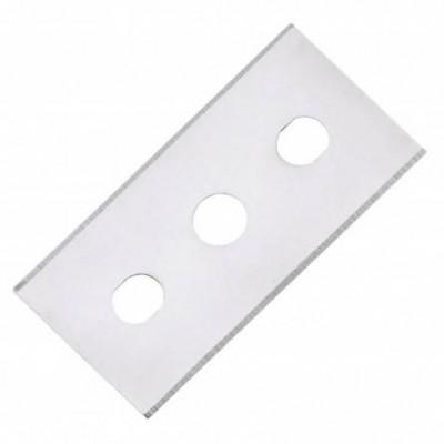Profi Plus Vervangingsmes voor glaskeramische schraper 4,5x2,3 cm  WMF