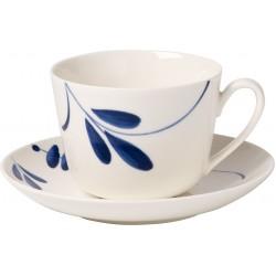 Koffie/Theekopje en -schoteltje