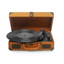 RTT68  Melbourne Turntable bruin  Ricatech