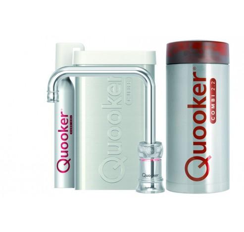 Combi+ Cube Classic square chroom  Quooker