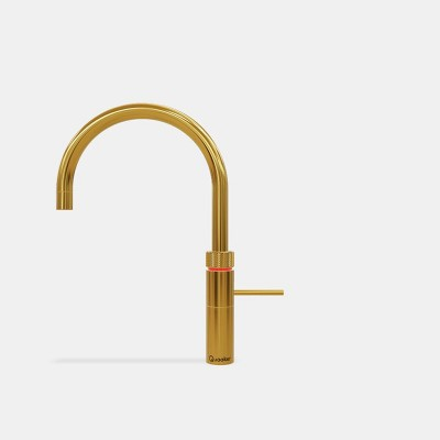 PRO3 Cube fusion round gold  Quooker