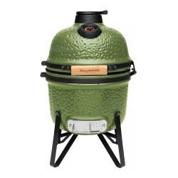 Keramische BBQ Small olijfgroen 33 cm - Ron  Berghoff