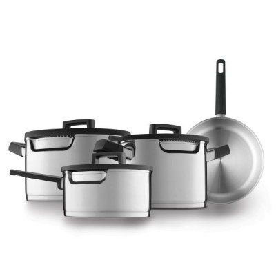 Gem 7-delige kookpottenset downdraft