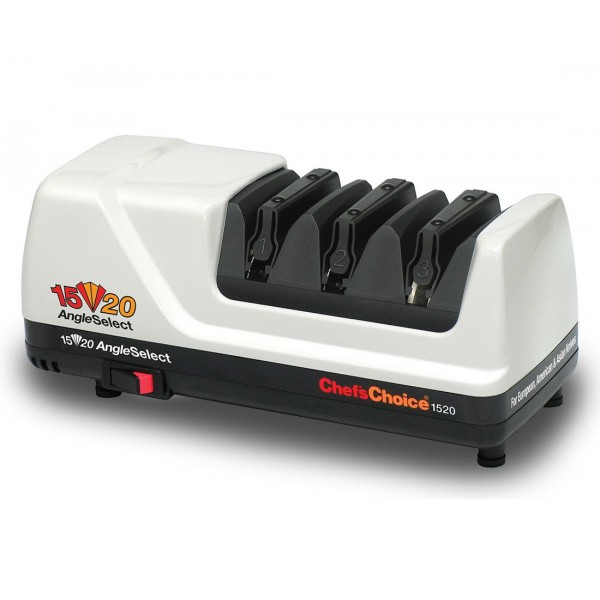 Diamond Hone AngleSelect messenslijper wit 1520 Chef's Choice