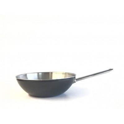 Black wok 30cm Zwilling
