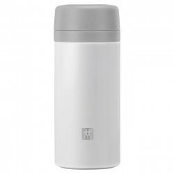 Thermo Isoleerfles voor thee 420ml Wit