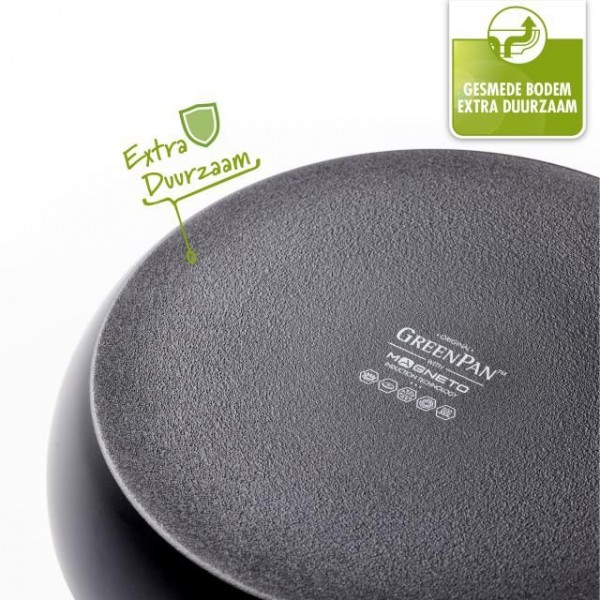 GreenPan Braadpan Torino bakpan 20cm