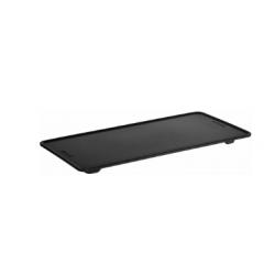 Serveerbord 25x12cm Zwart