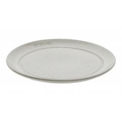 Ceramic by Staub Klein bord 15 cm white truffle
