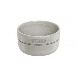 Ceramic by Staub Kom 10 cm white truffle