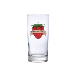 SCOTCH TUMBLER S6 29CL SIROP DE FRAISE
