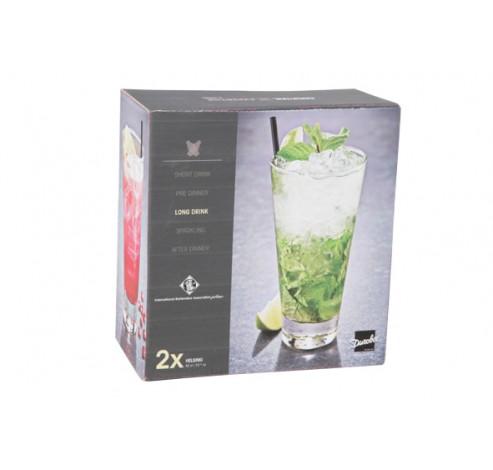 COCKTAIL EXPERTISE GLAS 46CL SET2  Durobor
