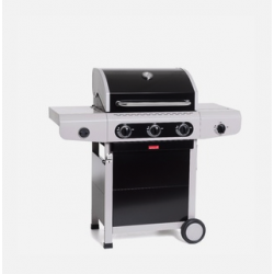 Siesta 310 Black Edition gasbarbecue Barbecook