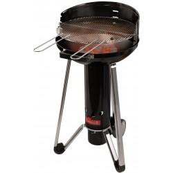 Adam 50 houtskoolbarbecue met windscherm Ø 47.5cm H 96cm  Barbecook