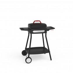 Alexia 5111 elektrische barbecue met wielen zwart 84x55x97cm  Barbecook