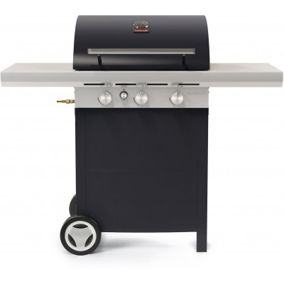 Spring 3002 gasbarbecue 133x57x115cm  Barbecook