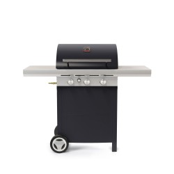 Spring 3002 gasbarbecue 133x57x115cm