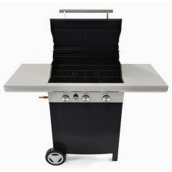 Spring 3112 gasbarbecue met opbergruimte 133x57x115cm Barbecook