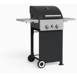 Spring 2002 gasbarbecue 110x55x115cm