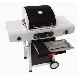 Siesta 210 Black Edition gasbarbecue Barbecook