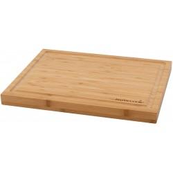 snijplank uit bamboe met sapgeul 40x30x3cm Barbecook