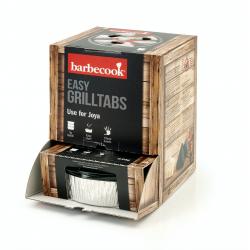 set van 3 Joya grilltabs 360gram fsc-100%  Barbecook