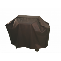 medium gasbarbecue hoes uit polyester 120x55x95cm  Barbecook