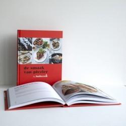 Kookboek 'De Smaak Van Plezier' NL  Barbecook