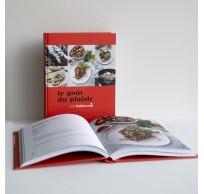 kookboek ' le goût du plaisir' fr