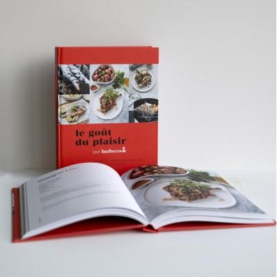 Kookboek ' Le goût du plaisir' FR  Barbecook