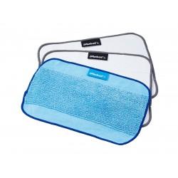 Microvezel schoonmaakdoeken 2 droog & 1 nat