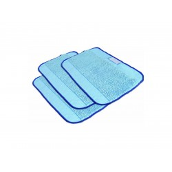 Microfibre cloth 3-pack, Mopping