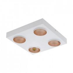 Ronzano Spot White Rosegold LED 4X3.3W Eglo