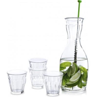 Solutions Karafset met kruidenstick groen