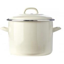 Dutch Oven Soeppot 24 cm Oud Wit  BK