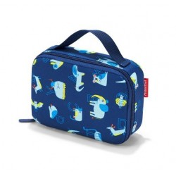 Thermocase Kids Abc Friends Blue  Reisenthel