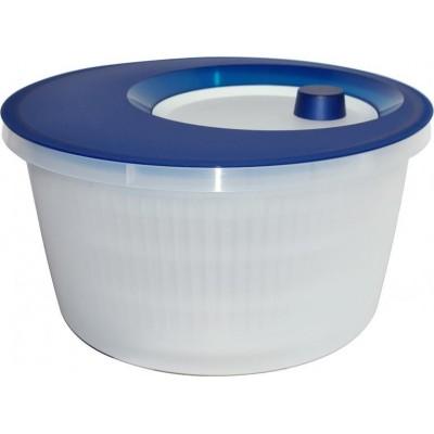 Basic 4L Wit/Blauw 505088  Emsa