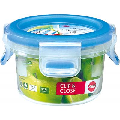 Clip&Close Rond 0,15L 508550  Emsa
