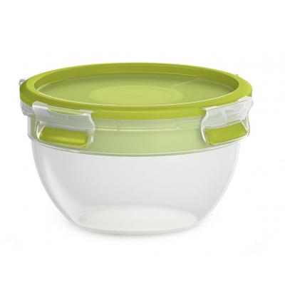 Clip&Go Salade Rond 1L 518097  Emsa