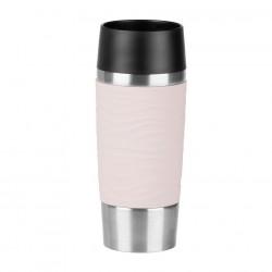 Travel Mug Waves 0,36L Pastelroze N2010600