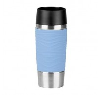 Travel Mug Waves 0,36L Pastelblauw N2010700