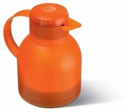 Samba 1L Transculent Oranje 504234 Emsa