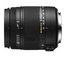 18-250mm F3.5-6.3 DC Macro OS HSM Canon Sigma