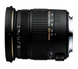 17-50mm F2.8 EX DC OS Canon AF Sigma