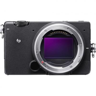 FP camera + 45mm  Sigma