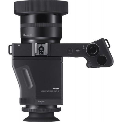 dp1 Quattro + LCD View finder kit  Sigma