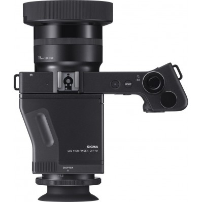 dp2 Quattro + LCD View finder kit
