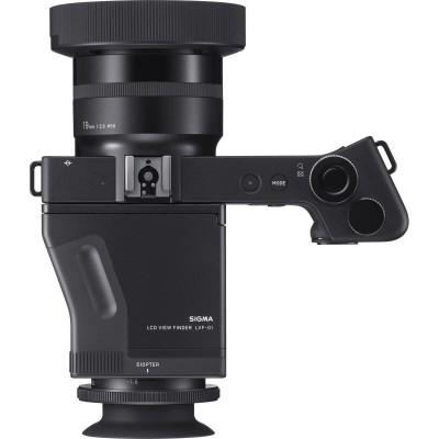 dp2 Quattro + LCD View finder kit  Sigma