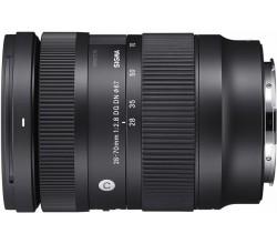 28-70mm F2.8 DG DN Sony E-mount Sigma