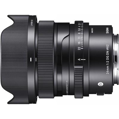 24mm F2.0 DG DN (C) Sony E